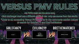 3WAY VERSUS PMV  VIDEO GAME EDIT FINAL