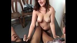Brothers Double Blowjob Sister