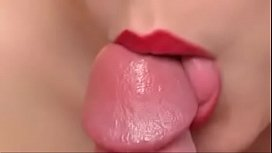 Close Up Blowjob and Cumshot