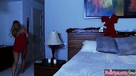 Twistys - (Tasha Reign, Tyler Nixon) starring at A Christmas Wish