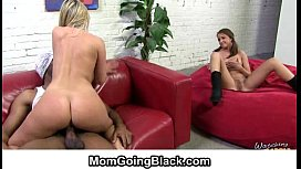 Mom go black - Interracial hardcore porno movie 12