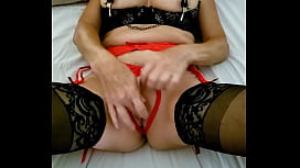 Smoothmilf69 plays with her wet pussy, rubs her hard clit and jams three fingers into her tight hole and finger fucks herself until she cums. We love watching her.