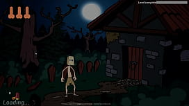 Fuckerman 1st level demo gameplay