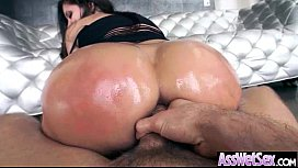 Anal Intercorse With aleksa nicole Curvy Butt Girl Oiled Up clip