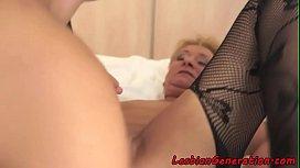 Facesitting lesbians enjoying oral pleasures