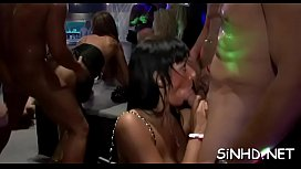 Fuckfest party porn