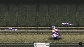 SHINOBI GIRL MINI stage