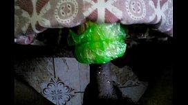 Indian Desi Boy Sex With Plastic Bag