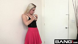 BANG Casting Unshaved Nikki Snow Has A Rough Audition
