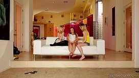 Cherie DeVille and Jessa Rhodes at Mommy'_s Girl