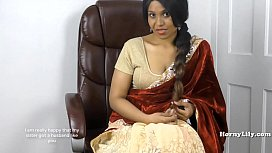 Horny South Indian sister in law roleplay in Tamil with subs mompov charlotte