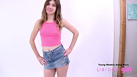 TEEN FUCKED IN THE ASS AT AUDITION CASTING