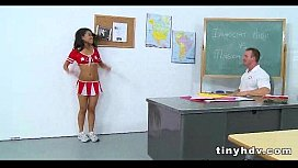 Shaved teen pussy Cindy Starfall 7 91