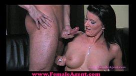 FemaleAgent Arrogant audition