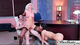 Ava Addams Riley Jenner Big Tits Sluty Office Girl Love Hard Sex clip