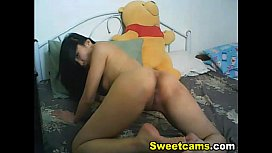 Glamorous webcam chick fucks her pussy with a toy fuckse ivecam