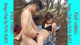 Young Asian couple sex in public -Full: http://bit.ly/VN-full2
