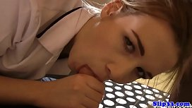 Eurobabe fucked during oldvsyoung threeway