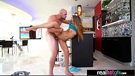 Real Gi iend avery adair In Amazing Sex Action Scene clip