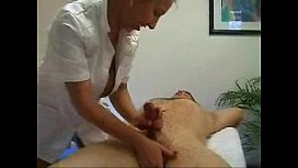 Blonde massage preview