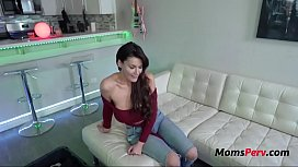 Mom'_s Cum-Hungry And Fucks Son- Becky Bandini