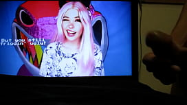 Cum 4 Belle Delphine, my queen sorry I cry when tribute 性高潮 4 you