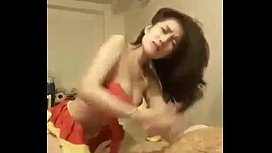 Cute Thai girl on cam