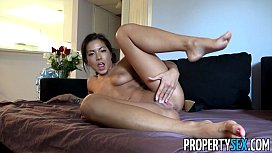PropertySex - Thieving Asian real estate agent fucks client to avoid jail time xvideos preview
