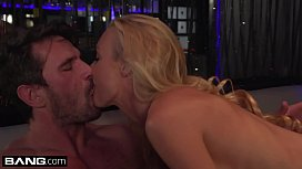 BANG Confessions:Kayden Kross sexy lap dance leads to ass fucking