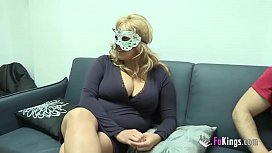 Big boobed blonde want to fuck masked guy playboy tubes