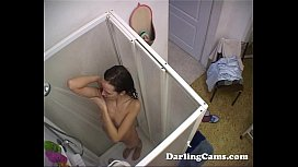 Sexy Russian Girl Avidat Shower Cam DarlingCamscom