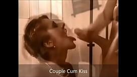 cum kissing