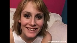 Amateur Sister Gives Brother Blowjob