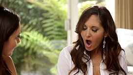21912861: Mommy Ava Addams and her Step-daughter Ariana Marie