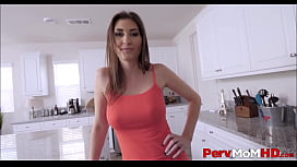 Horny Big Tits MILF Step Mom Angelina Diamanti Fucked By Step Son After Helping Her Fix Sink POV
