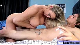 Superb Wife (abbey brooks) With Big Tits Like Intercorse video-01