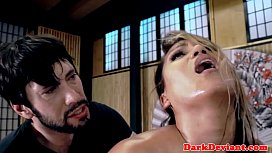 Dominated asian dee oats then plowed rough