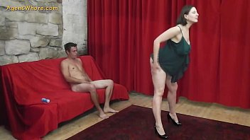 Busty Milf Agent Whore Seduces A Shy Beginner Guy thumbnail