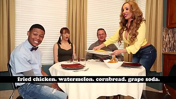 Bangbros Milf Richelle Ryan Adopts Lil Ds Big Black Cock Invites Him Over For Dinner