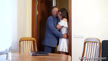 Old Goes Young Teen Carol Seduced By A Man Three Times Her Age