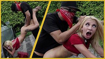 Bangbros Bruno Dickemz Smashes Kenzie Reevess Tight Teen Pussy