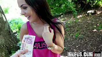 Mofos - Public Pick Ups - (Angelina Wild) - Forest Sex Thumb