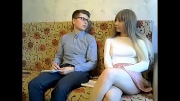 Hot girl lived porn cam nears her boyfriend
