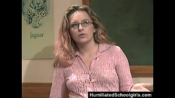 Lesbian old teacher Teacher seducing student