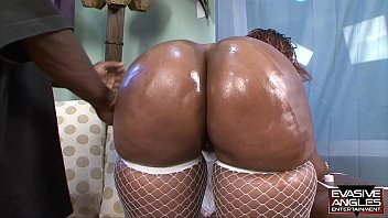 EVASIVE ANGLES Horny Black Mothers 13 with Ms. Cleo