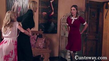 Best porn parodies - Teen witch a sabrina parody- kenzie taylor,gizelle palmer
