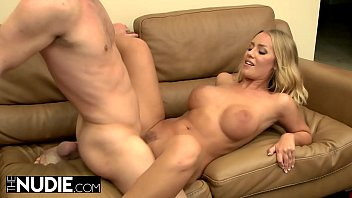 Nicole Aniston Seduces Young Cock
