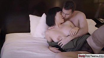 Hairy guys masturbating Olive rides her guys dick passionately