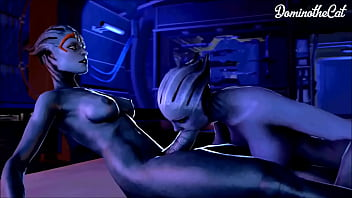 Mass Effect - Samara - Full Compilation GIF