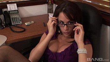 Hot Secretary Chanel Preston Fucked